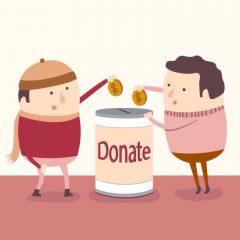 Raccolta donazioni