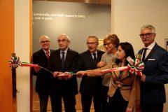 """Inaugurazione mostra """"Il dialogo infinito con la natura"""""""