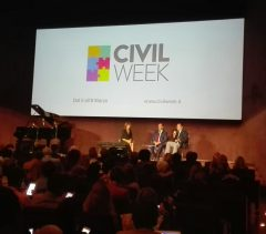 Foto Lancio Civil Week